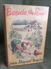 Beside the Point by Jean Shepard Maguire 1st Edition HBDJ 1944