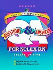 American Nursing Review: Questions and Answers for Nclex-Rn (Springhouse Nursing
