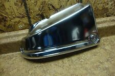 2007 Honda Shadow VT1100C VT 1100 VT1100 C Chrome Side Cover Panel Right Fairing