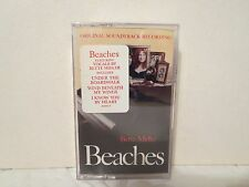 BEACHES - Bette Midler (NEW Cassette) Wind Beneath My Wings, The Glory of Love