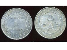 1 franc a valoir sur une friction  ( année 20  )