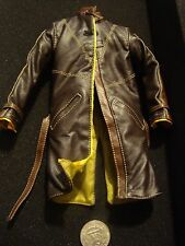 VTS 1/6 NIGHTMARE STALKER AIDEN PEARCE BROWN LEATHER JACKET  -- US SELLER --