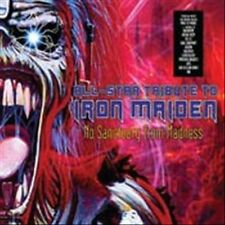 NEW No Sanctuary From Madness: All-Star Tribute To Iron Maiden CD (CD) Free P&H