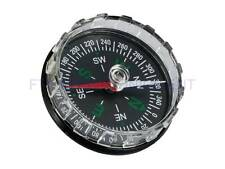 Small Plastic Compass for Aiming Satellite Dish w/ Finder Camping Map Education