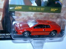 NEW Johnny Lightning~James Bond 007~Lotus Esprit S1~All Metal Diecast~MOC
