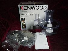 Kenwood chef/major titanium, cooking chef food processor attachement AT640