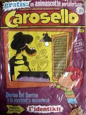 Carosello Il Giornalino Giocattolo n°12 1974 blisterato con Gadget [TR.8]