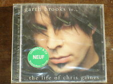 GARTH BROOKS In the life of Chris Gaines CD NEUF