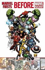 Marvel Firsts Before Marvel Now! 20012 TPB Marvel Comics