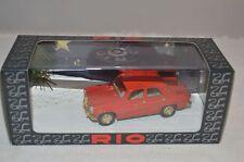 Rio RIO SLO29 Alfa Romeo Giulietta natale Christmas 96 1:43 mint in box