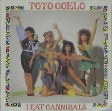 "TOTO COELO 'I EAT CANNIBALS (PART 1)' UK PICTURE SLEEVE 7"" SINGLE"