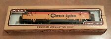 Train Toy Life Like Powered Locomotive Chessie System C & O HO Scale China