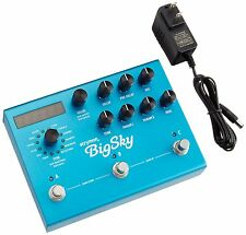 Strymon BigSky Reverb Machine Guitar Pedal Effect NEW FREE EMS