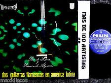 LP - Paco de Lucia/Ramón de Algeciras (Dos Guitarras Flamencas en America Latina