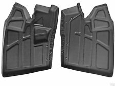 New Polaris RZR Rubber Floor mats, liners, Laser Fit! 570 2009-2015
