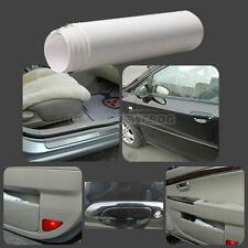 UN 20 x 100 cm Invisible Car Door Handle Sill Edge Scratch Protection Film Sheet