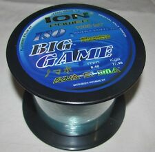 AWA SHIMA ION POWER BIG GAME BLUE 1000mt. 0.60 monofilament