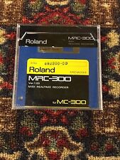 Roland MRC-300 Midi Realtime Recorder For MC-300 Sequencer Vintage USED!