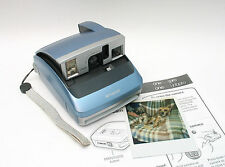 METALLIC Polaroid ONE 600 Instant Film Camera with Flash for Impossible 600 film
