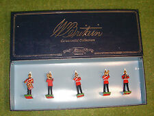 W BRITAIN BRITAINS BRITISH 00157 BAND OF THE LIFE GUARDS METAL TOY SOLDIER MODEL