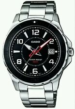 Casio Stainless Steel Mens Watch MTD-1074D. Brand New In Box.