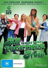 All Together Now : Series 3 (DVD, 2016, 4-Disc Set)