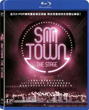 "BoA ""SMTown The Stage"" Kangta Korea concert documentary film Region A Blu-Ray"