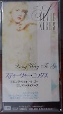 Stevie Nicks 3' CD Japan - Long Way To Go - Fleetwood Mac