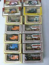 Lot of 14 Lledo Vehicles Days Gone, Campbell's