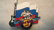 Hard Rock Cafe Moscow Summer Olympics Flag '12 Pin