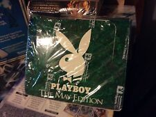 Playboy Trading Card Box Factory Sealed MAY  36 Packs Auto Autograph New