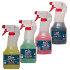 INOX Auto-Pflege-Set Multi-, Felgen-, Insekten- und Scheibenreiniger  4x 500 ml