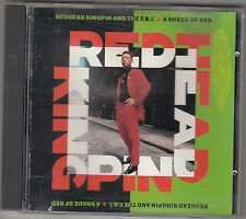 REDHEAD KINGPIN AND THE F.B.I. - a shade of red CD