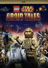 Lego Star Wars: Droid Tales, New DVDs
