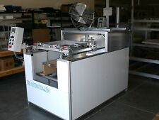 """SIBE AUTOMATION VACUUM FORMING MACHINE 24""""X24"""" THERMOFORMING INFRARED HEATERS"""