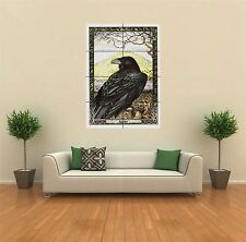 RAVEN EDGAR ALLAN POE NEW GIANT POSTER WALL ART PRINT PICTURE G467
