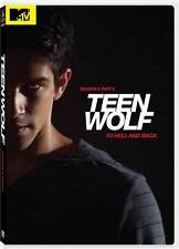 Teen Wolf: Season 5 - Part 2 (DVD, 2016, 3-Disc Set) NEW