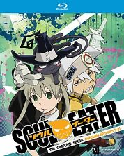 Soul Eater: The Complete Series [Blu-ray] 6 Disc Set. Includes Slipcover!