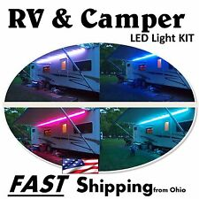 RV / Motor Home - - - Digital Awning Light KIT - - - Remote Controlled 300 LED's