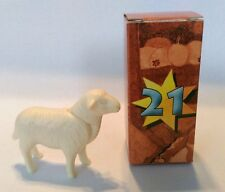 REPLACEMENT 2004 PLAYMOBIL Christmas Advent Calender 4151 BOX #21 SHEEP LAMB