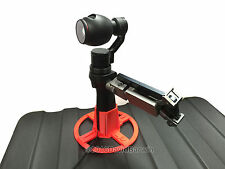 """DJI OSMO """"Grand Stand"""" Red Base w/ Quick-Release Tripod Adapter"""
