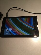 Dell Venue 8 Pro 32GB, Wi-Fi, 8in - Black 2GB Memory