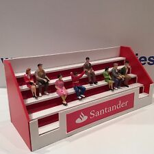 1:32 Scale F1 Santander Grandstand Ninco Scalextric Carrera SCX building
