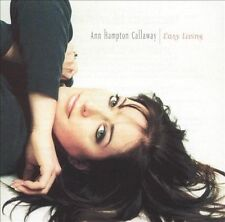 Easy Living by Ann Hampton Callaway (CD, Oct-1999, Sin-Drome Records) SEALED