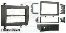 Cadillac CTS 03 on Grey Double Din Car Stereo Fitting Kit Facia CT23CA02