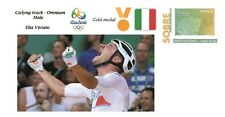 Spain 2016 - Olympic Games Rio 2016 - Gold medal Cycling track male Italy cover