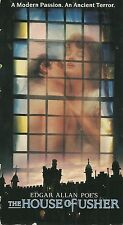 The House of Usher (VHS) Donald Pleasence, Oliver Reed