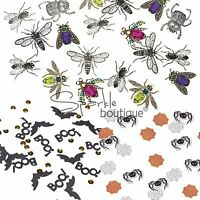 HALLOWEEN TABLE SCATTER CONFETTI - 3 Creepy Designs - Spooky Party Decorations