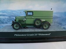1:43 PREMIUM CLASSIXXs  Phanomen Granit 25 limited 1 of 1000