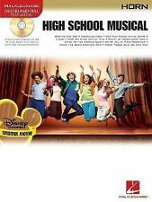 High School Musical (Horn Instrumental Play-Along), , Very Good ,#######Clean Bo